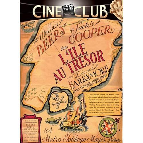 DVD - L'île au trésor (1934)