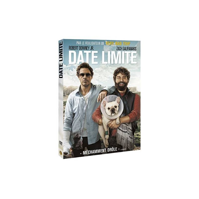 dvd date limite zach galifianakis michelle monaghan. Black Bedroom Furniture Sets. Home Design Ideas