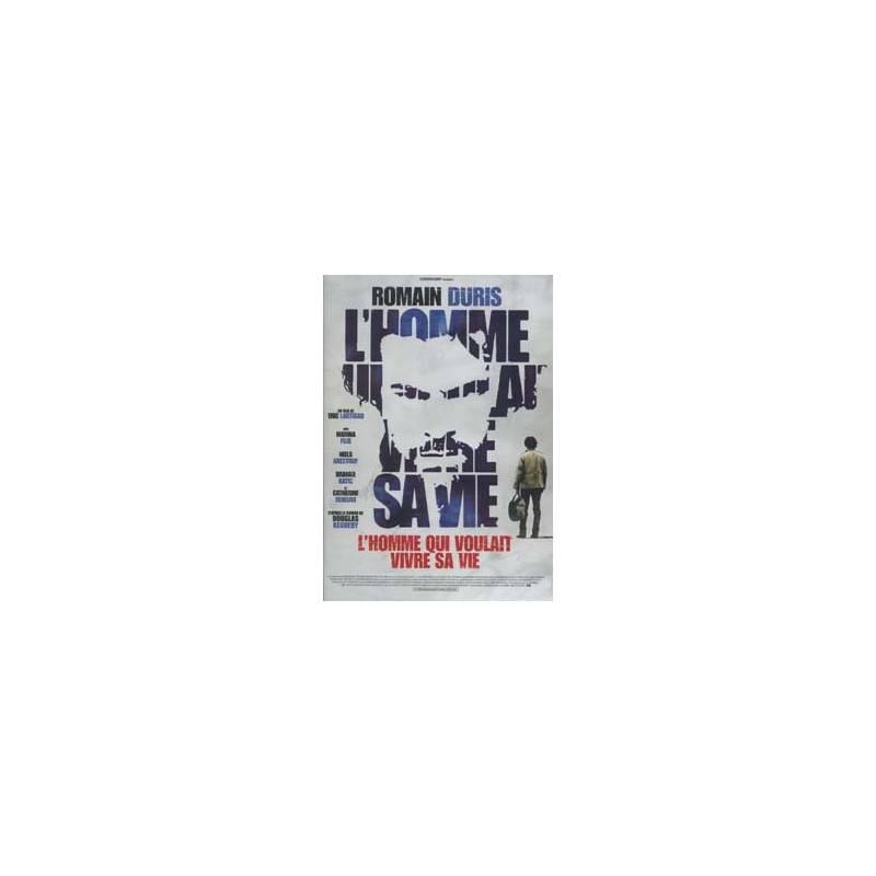 DVD - L'HOMME QUI VOULAIT VIVRE SA VIE