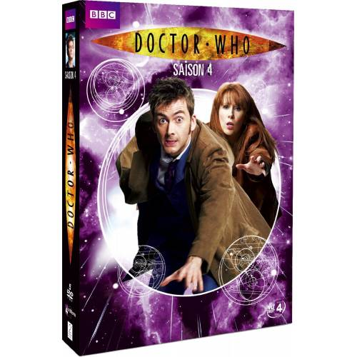 DVD - Doctor Who : Saison 4