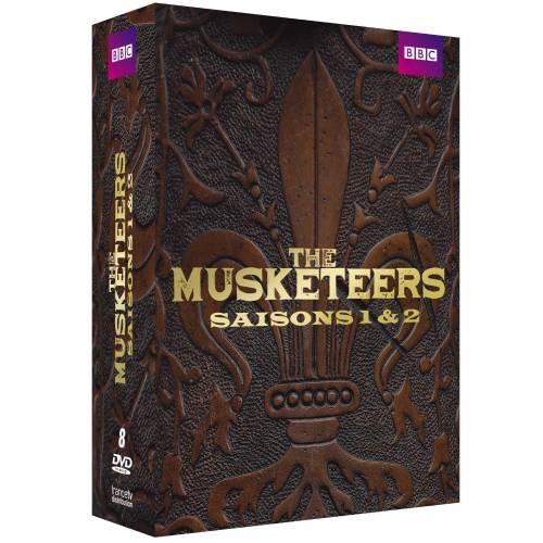 DVD - The musketeer : Saison 1 & 2