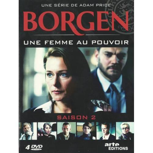 DVD - Borgen : Saison 2