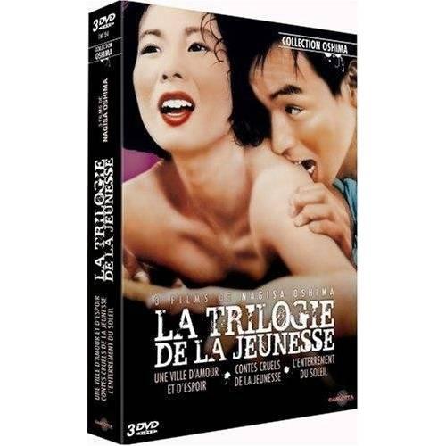 DVD - Nagisa Oshima : La trilogie de la jeunesse / Coffret 3 DVD