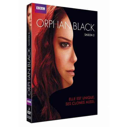 DVD - Orphan Black : Saison 2