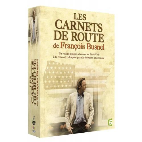 DVD - Les carnets de route de François Busnel