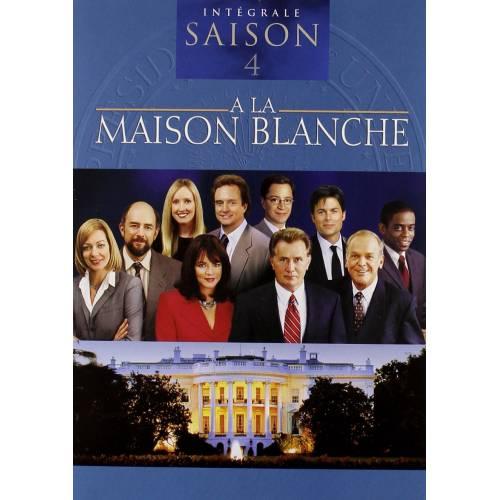DVD - A la Maison Blanche : Saison 4 / 6 DVD