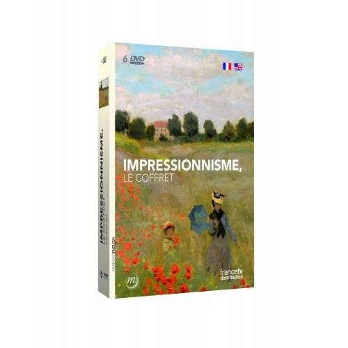 DVD - Impressionnisme, le coffret