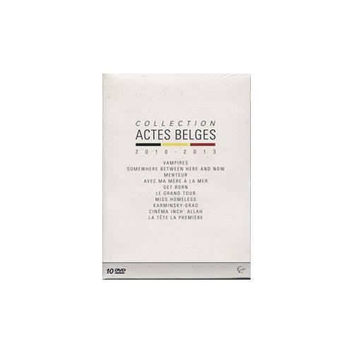 DVD - ACTES BELGES