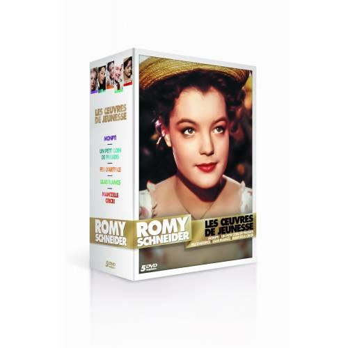 Romy Schneider : Les oeuvres de jeunesse : MonptitUn petit coin de paradis,Feu d'artifice,lilas blancs,Mam'zelle Cricri