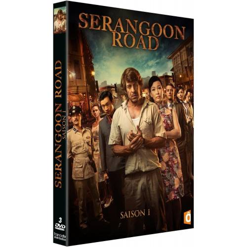 DVD - Serangoon road