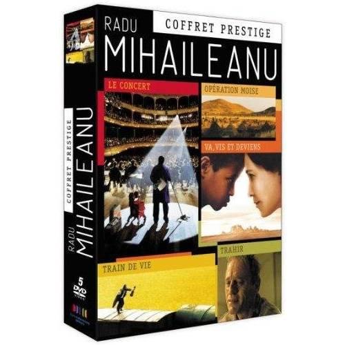 DVD - Radu Mihaileanu : Va, vis et deviens