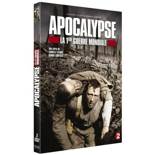 DVD - Apocalypse : La 1ère Guerre mondiale