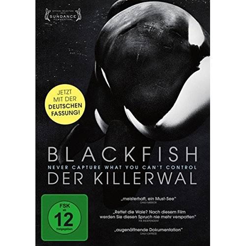 DVD - BLACKFISH