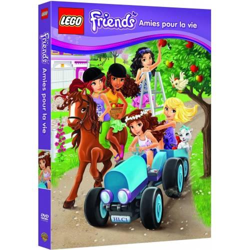 DVD - Lego Friends : Amies pour la vie