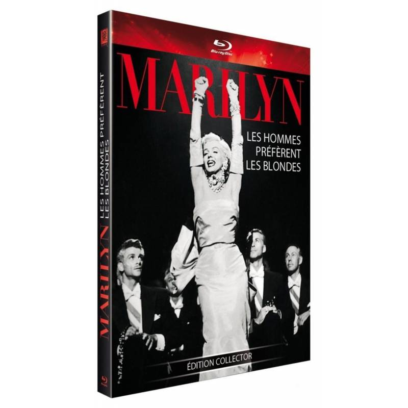 Blu-ray - Gentlemen Prefer Blondes [Digibook Edition Collector's Booklet +]