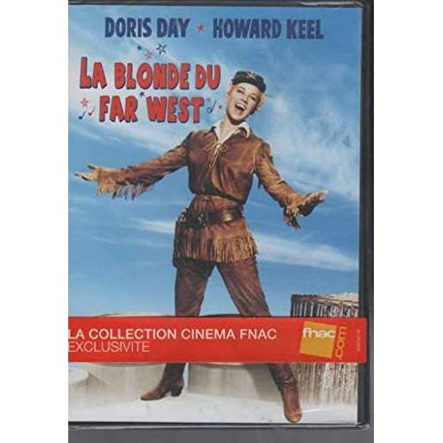 DVD - La blonde du Far West