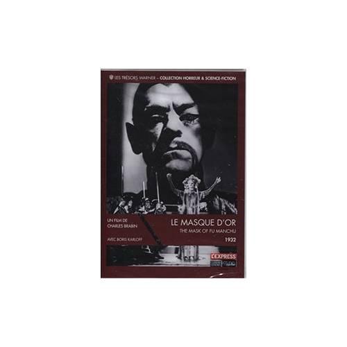 DVD - Le masque d'or