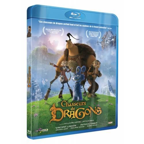 Blu-ray - Chasseurs de dragons (Blu-ray)