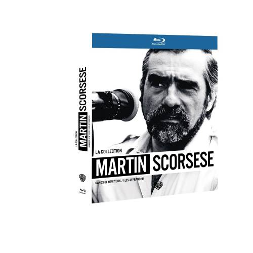 Blu-ray - La Collection Martin Scorsese - Gangs of New York et Les affranchis