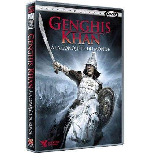 DVD - Genghis Khan à la conquête du Monde