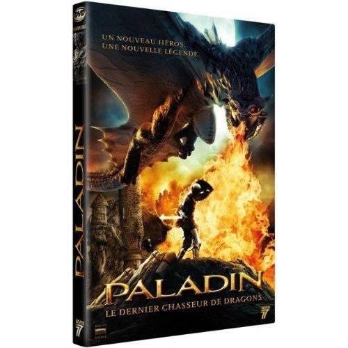 DVD - Paladin, le dernier chasseur de dragons