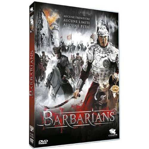 DVD - Barbarians