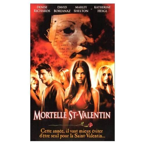 DVD - Mortelle St-Valentin