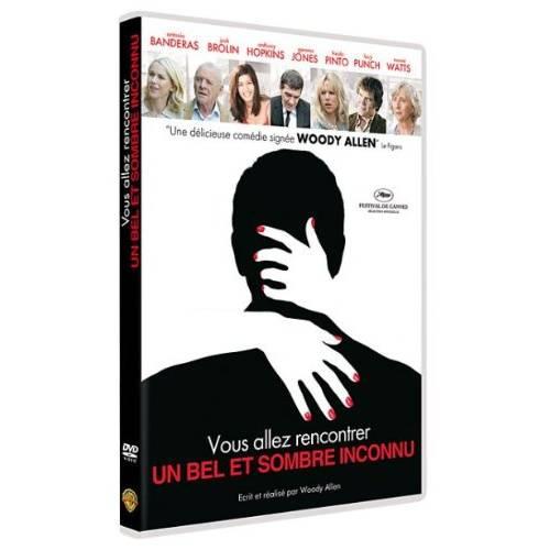DVD - Vous allez rencontrer un bel et sombre inconnu
