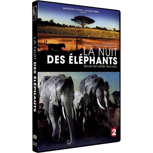 DVD - La nuit des éléphants