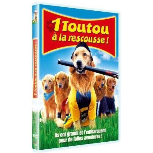 DVD - Un toutou à la rescousse