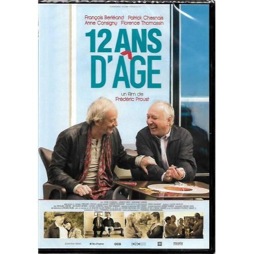 DVD - 12 ANS D'ÂGE