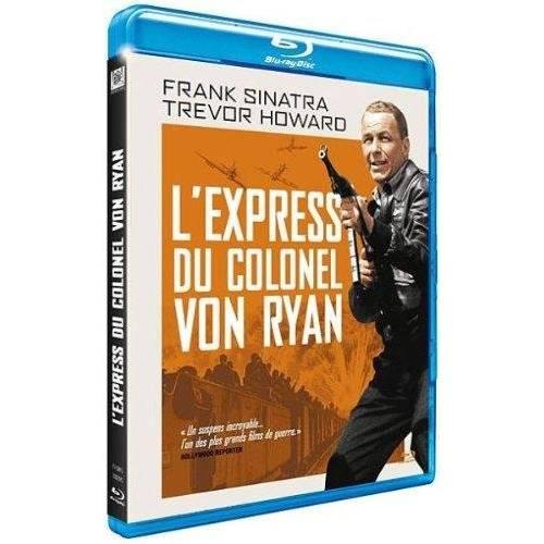 Blu-ray - L'express du colonel von Ryan