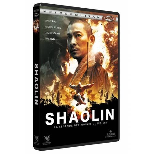 DVD - Shaolin : La légende des moines guerriers