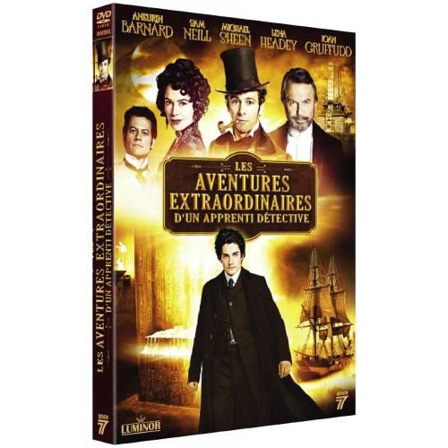 DVD - Mr Mundy : les aventures extraordinaires d'un apprenti détéctive