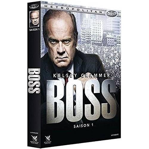 DVD - Boss : Saison 1
