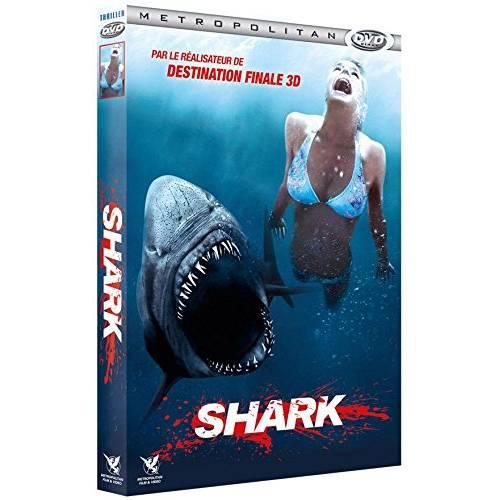 DVD - Shark 3D