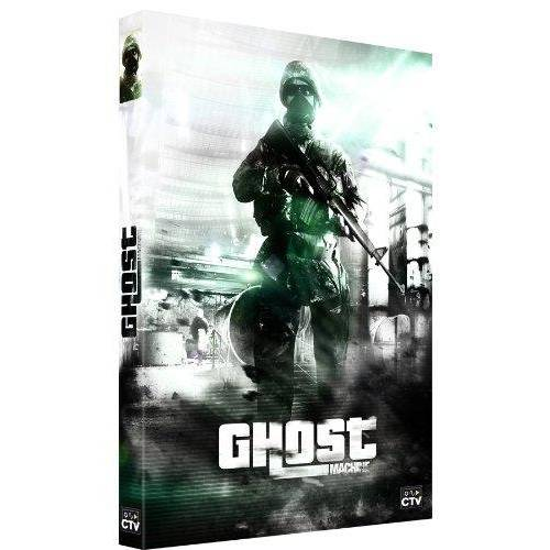 DVD - The ghost machine