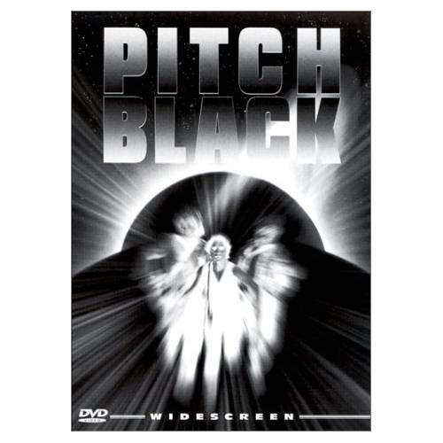 DVD - Pitch black