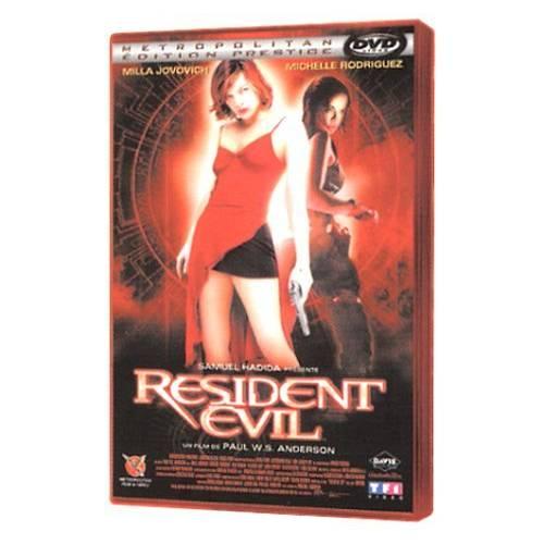 DVD - Resident Evil - Edition prestige