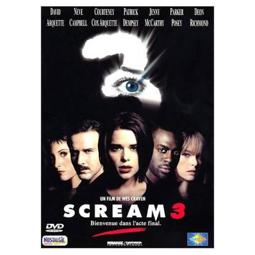 DVD - Scream 3