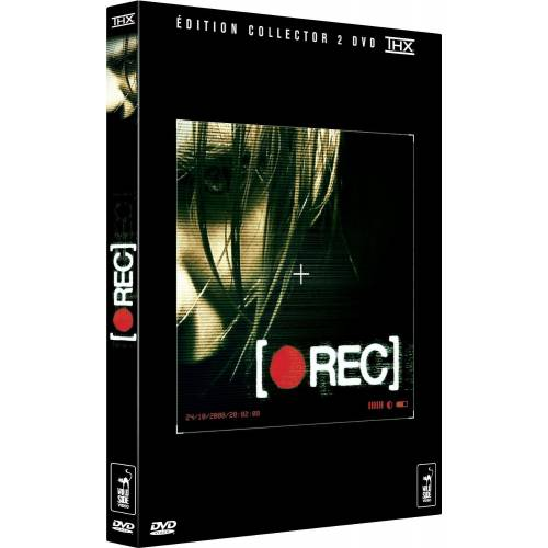 DVD - [REC] - Edition collector / 2 DVD