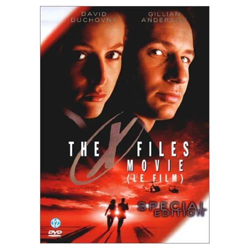 DVD - The X-Files le film : Combattre le futur
