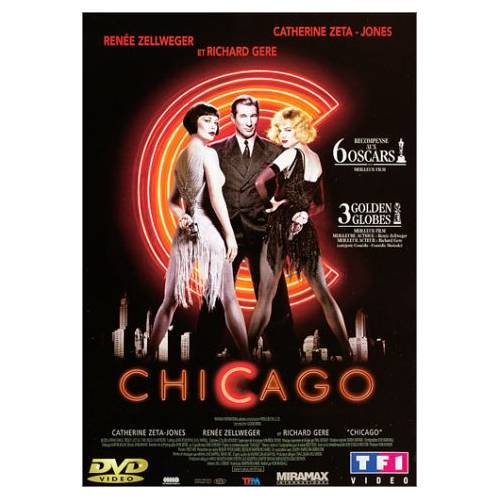 DVD - Chicago