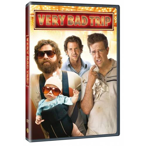 DVD - Very bad trip
