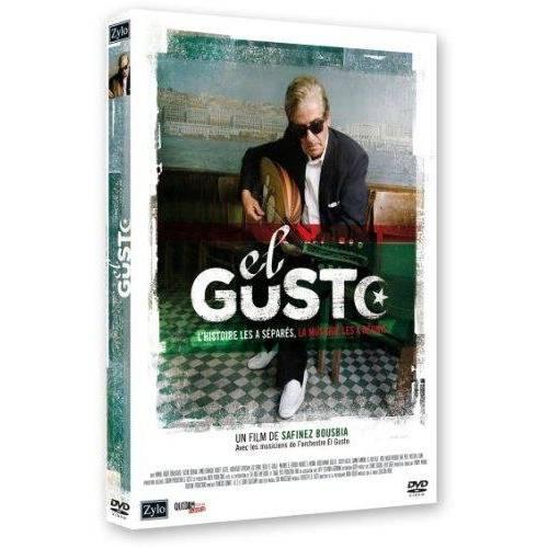 DVD - EL GUSTO