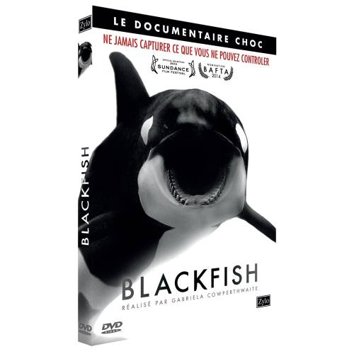 DVD - BLACKFISH