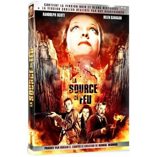 DVD - LA SOURCE DE FEU