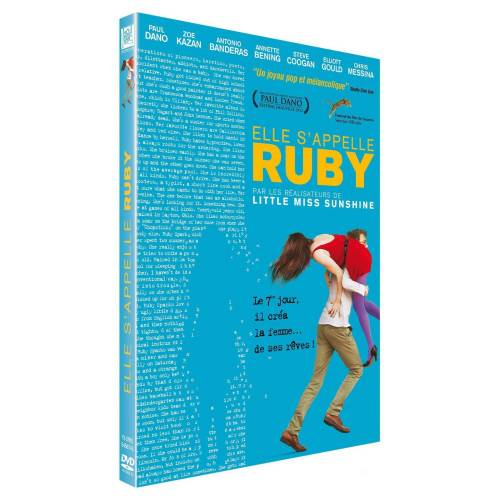 DVD - ELLE S'APPELLE RUBY