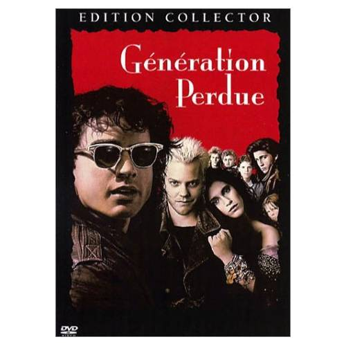 DVD - GÉNÉRATION PERDUE [ÉDITION COLLECTOR]