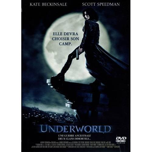 DVD - UNDERWORLD